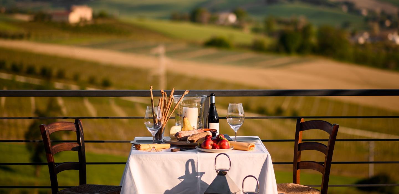 Tenuta di Fra' - Sleeping in the vineyards